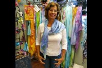 Iced Dyed Silk - SCARVES (4 sizes)