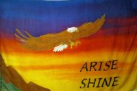Arise & Shine - Flag
