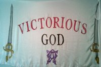 Jesus is our Victorious God!