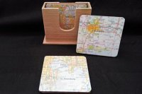 Map COASTER SET